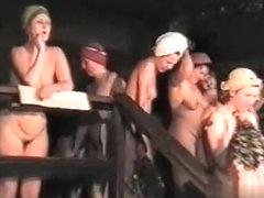 Hidden cameras in public pool showers 497