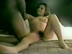 Hotwife on a hotel date with her paramour