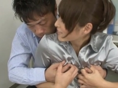 Karen Kisaragi Kinky Asian teacher