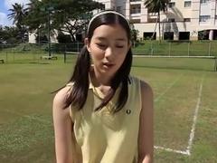 Rika Adachi - tennis