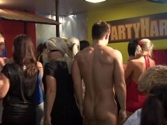 Lascivious and racy group sex