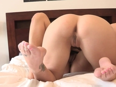 Hottest pornstars Karlie Montana, Dana Vespoli in Crazy Big Ass, Lesbian porn movie