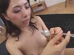 Yuka Ousawa anal two