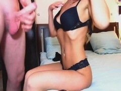 Hot Amateur Couple Fuck Hard on Webcam