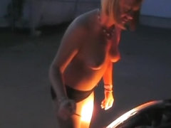 auto mechanic naked