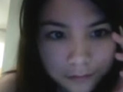 My Asian gf webcam pussy play for me