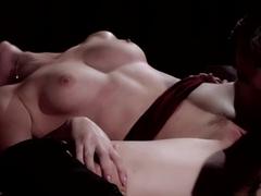 Exotic pornstars Marcus London, Scarlet Red in Best Blonde, Cumshots porn clip
