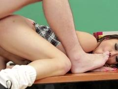 Incredible pornstar Manuel Ferrara in Crazy Pornstars, Asian sex video