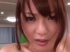 Exotic Japanese model Aoi Mikuriya in Hottest Small Tits, POV JAV clip