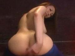 Fabulous Japanese whore Ruka Ichinose in Horny Ass, Femdom JAV video