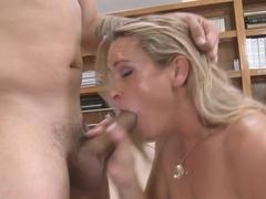 Amanda Blow & Anthony Rosano in My First Sex Teacher