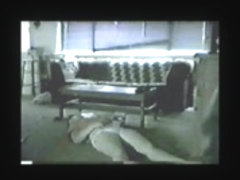 Vintage 1994 - Roommate Caught Masturbating to Porn