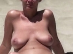 Undressed Beach - Handsome Older