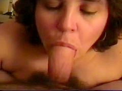Big Tits Sucks My Cock And Swallows My Cum