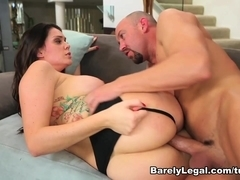 Alison Tyler in Booty Shorts #2