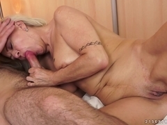 21Sextreme Video: Hot Blonde Granny