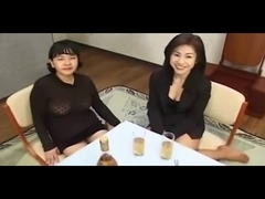 Japanese Older Lesbos Love Fur Pie (Uncensored)