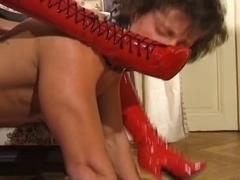 Amazing dominatrix