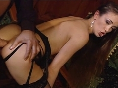 sexy mother i'd like to fuck  takes it up the wazoo