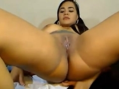 web cam latina riding dildo