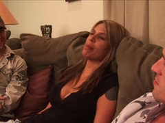 Crazy pornstar in hottest threesome, mature porn scene