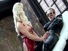 Horny pornstar Rebecca More in crazy gaping, bdsm adult scene