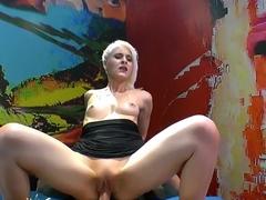 Amazing pornstars in Fabulous Cumshots, Facial sex video