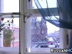 Russian Chick Anal Fucked
