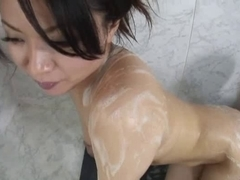 japanese beauty in stocking 53-two