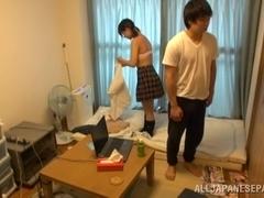 Japanese AV Model in school uniform gets position 69