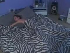 PERVERT MAMMA WAKES UP HER...  -B$R