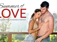 Daisy Haze in Summer Of Love Video