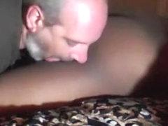 I luv sucking huge black penii