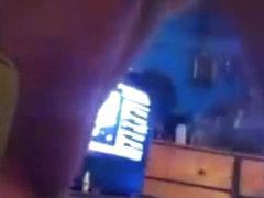 Most Excellent twerking phone dance movie scene