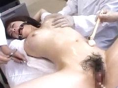 Incredible Japanese chick Kasumi Uehara in Amazing Voyeur, Dildos/Toys JAV video