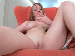 Fatty Leihla enjoys her sweet cunt before fucking with nasty dude