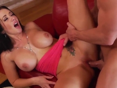Jayden Jaymes licked & banged by Johnny Sins