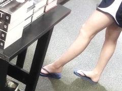 Candid feet #19