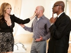 Julia Ann, Sean Michaels, Will Powers in Mom's Cuckold #15,  Scene #01