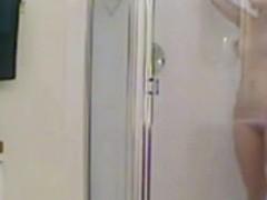 Hidden Shower Camera