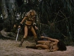 Dawn Dunlap,Susana Traverso,Katt Shea,Lana Clarkson,Various Actresses in Barbarian Queen (1985)