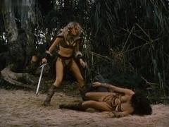Dawn Dunlap,Susana Traverso,Katt Shea,Lana Clarkson,Various Actresses in Barbarian Queen (1985)