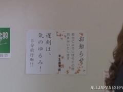 Juicy teacher Akiho Yoshizawa gets fucked by her student