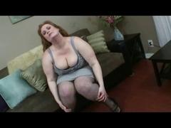big beautiful woman red head fuck
