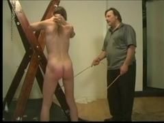 caning on the cross