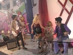 XXX Fucktory - The Parody Italian Style, Scene #09