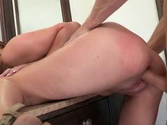 Fabulous pornstar in Incredible Shaved, Blowjob porn movie
