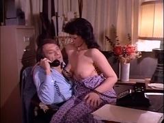 Barbara Gerl,Glorya De Lani in The Human Tornado (1976)