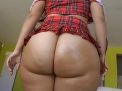BigButt Upskirt Doxy Lulu