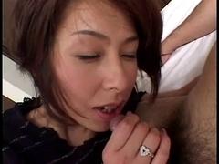 Japanese aged lady three